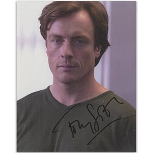 Toby Stephens Autograph Signed Photograph
