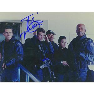 SWAT - Samuel L Jackson Autograph Signed Photograph