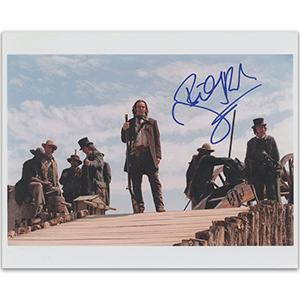 Billy Bob Thornton Autograph Signed Photograph