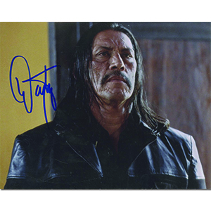 Danny Trejo Autograph Signed Photograph