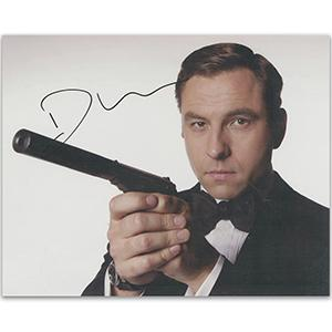 David Walliams Autograph Signed Photograph