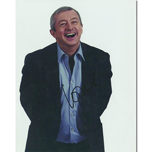 Louis Walsh Autograph Signed Photograph