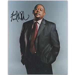 Forest Whitaker Autograph Signed Photograph