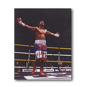 David Haye Autograph Signed Photograph