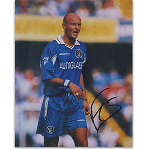 Frank Leboeuf Autograph Signed Photograph