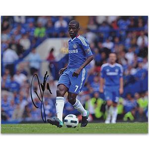 Ramires Autograph Signed Photograph