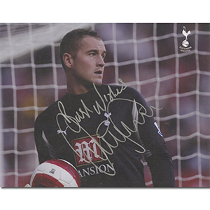 Paul Robinson Autograph Signed Photograph