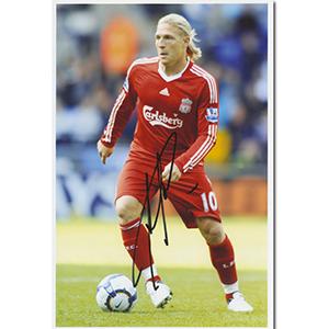 Andriy Voronin Autograph Signed Photograph