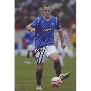 David Weir Autograph Signed Photograph