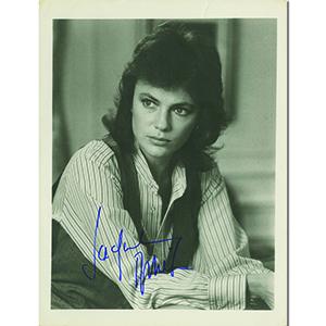 Jacqueline Bisset Autograph Signed Photograph