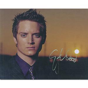 Elijah Wood Autograph Signed Photograph