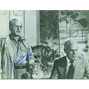 Eli Wallach  Autograph Signed Photograph