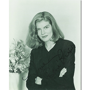 Rene Russo Autograph Signed Photograph