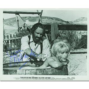 Jason Robards Autograph Signed Photograph
