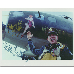 Matthew Modine Autograph Signed Photograph