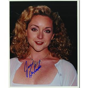 Jane Krakowski Autograph Signed Photograph