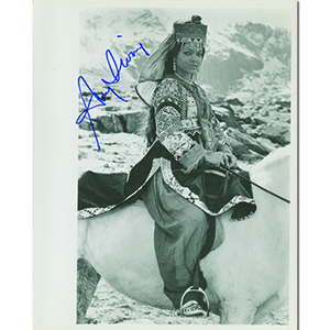 Amy Irving Autograph Signed Photograph