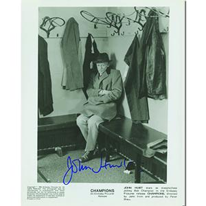 John Hurt Autograph Signed Photograph
