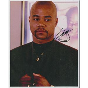Cuba Gooding Jr. Autograph Signed Photograph