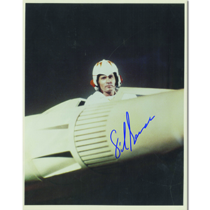 Gil Gerard Autograph Signed Photograph