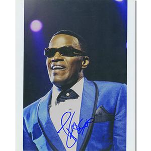 Jamie Foxx Autograph Signed Photograph