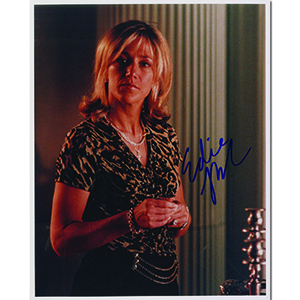 Edie Falco Autograph Signed Photograph