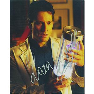Ioan Gruffudd Autograph Signed Photograph