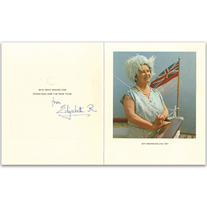 Queen Elizabeth, Queen Mother (1967)