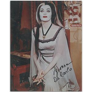 Yvonne De Carlo Autograph Signed Photograph