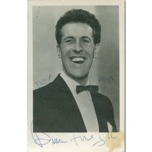 Bruce Forsyth - Autograph