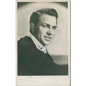 Howard Keel - Autograph