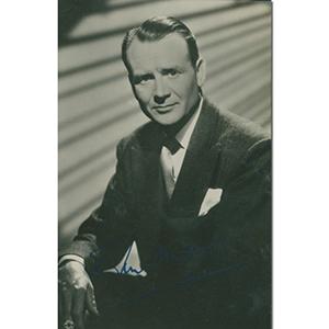 John Mills - Autograph