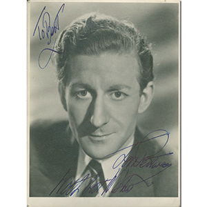 Jon Pertwee  Signed Photograph