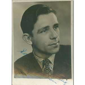 Norman Wisdom - Autograph