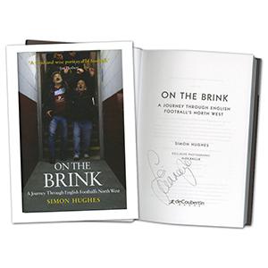 Jamie Carragher Signed Book