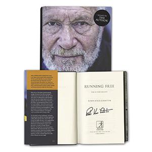 Robin Knox-Johnston Signed Book