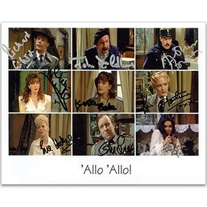 Allo Allo Cast