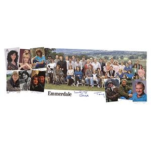 Emmerdale Autographs (20)