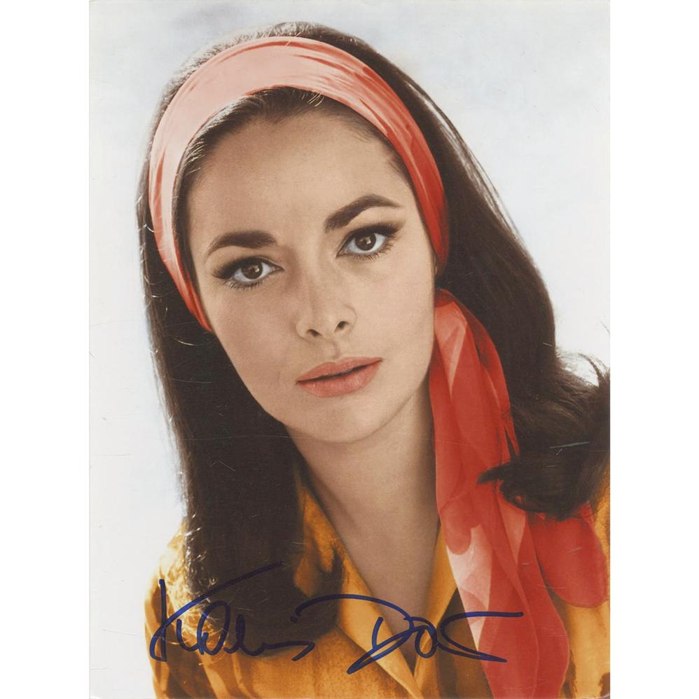 Karin Dor James Bond